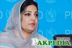 PML(N) member Anusha rehman