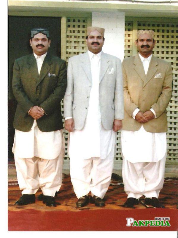 Ali Nawaz Khan Family