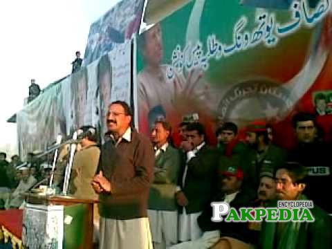 PTI Malakand Junaid Akbar (Divisional President) Speech at Kabal Swat
