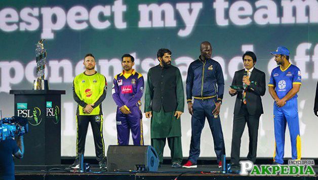 Pakistan super league Selection of players