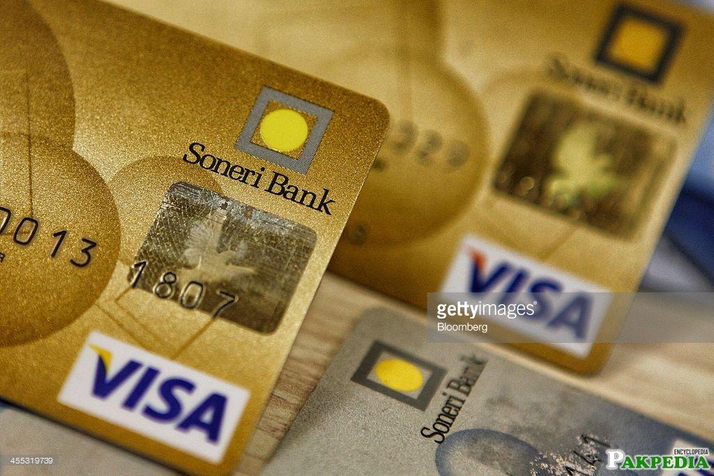 Soneri Bank ATM