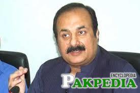 Rana Mashood Ahmad Khan Minister