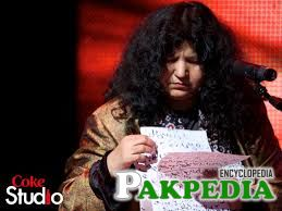 Abida Parveen in coke sudio