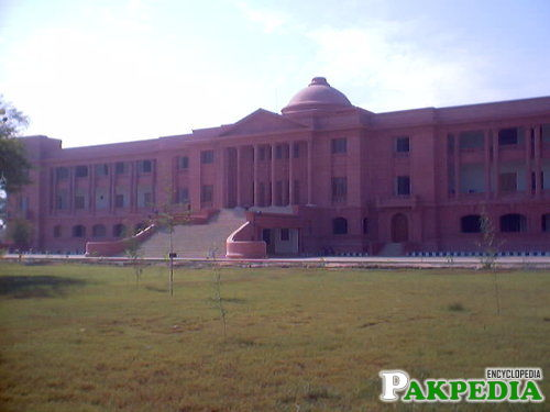 Larkana Building
