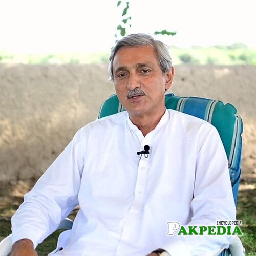 Jahangir Tareen Biography