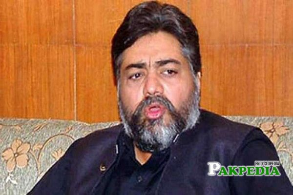 Samsam Bukhari made Chief Minister of Punjab for Information and Culture