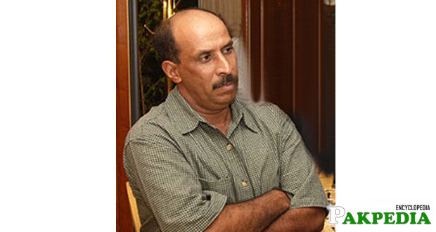 Tauseef Ahmed Assistant Coach of Islamabad United