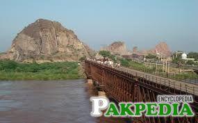 Chiniot A Bridge View