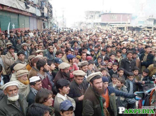 Gilgit-Baltistan province observed a complete shutter down and wheel jam strike on Thursday against imposition of taxes on local people