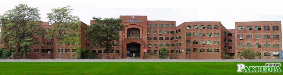 Lahore General Hospital