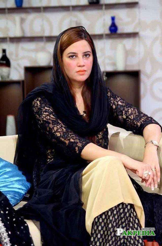 Zartaj gul age is 34