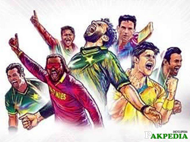 Pakistan super league Star Players