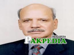 Retired 3-Star Rank General in the Pakistan Army