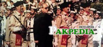 Farooq Leghari was a Former President of Pakistan