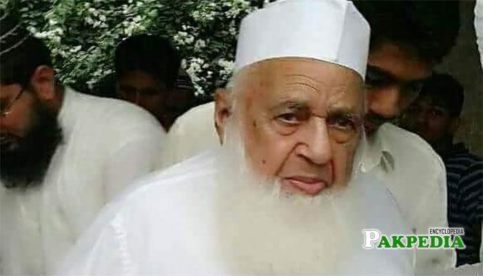 Haji abdul wahab passed away