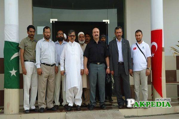 Nishat Khan Daha elected as MPA