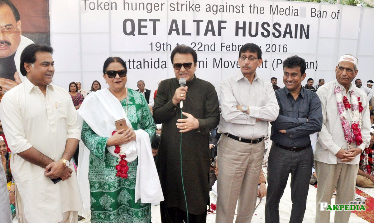 With MQM Leaders