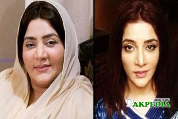 Farah Shah weight loss