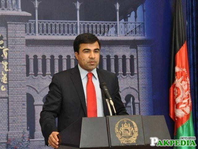 Ambassador of Pakistan in Afghanistan