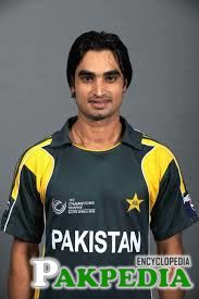 Imran Nazir in Green Shirt