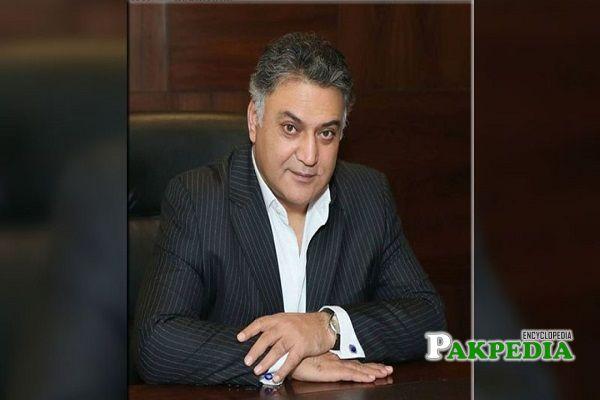 Asif Raza Mir Biography