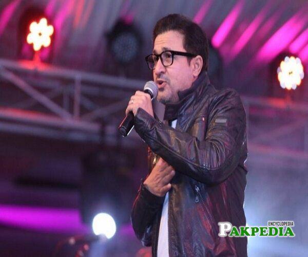 Raheem Shah Album