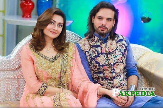Jana Malik Family