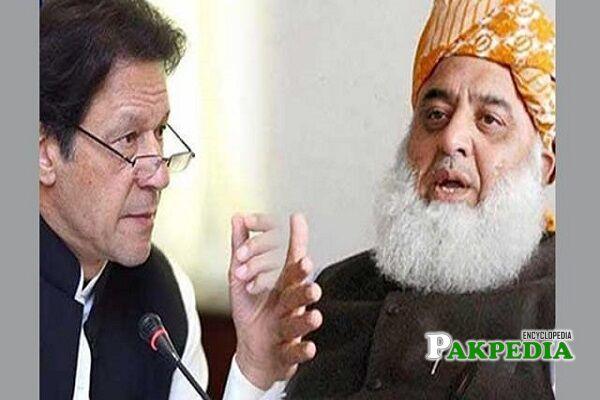Fazal-ur-Rehman age
