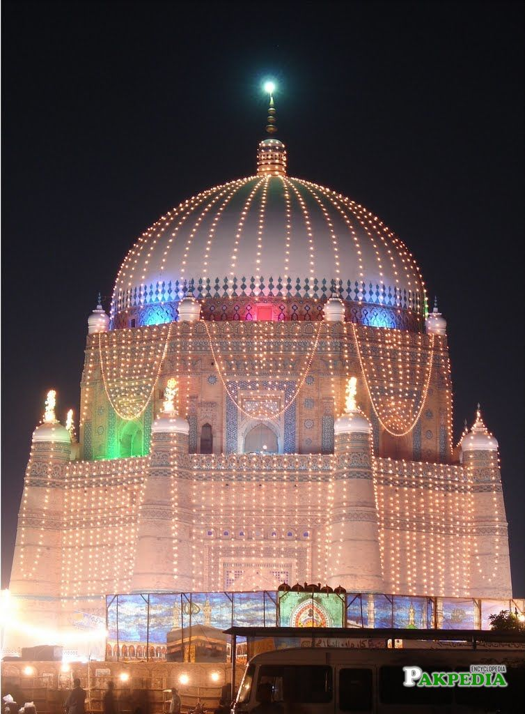 Tomb is decorated on URS