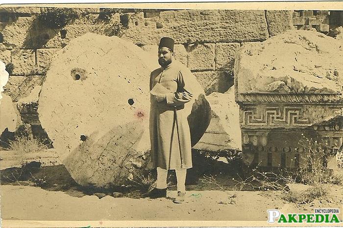 Bahadur Yar Jung Historical Image