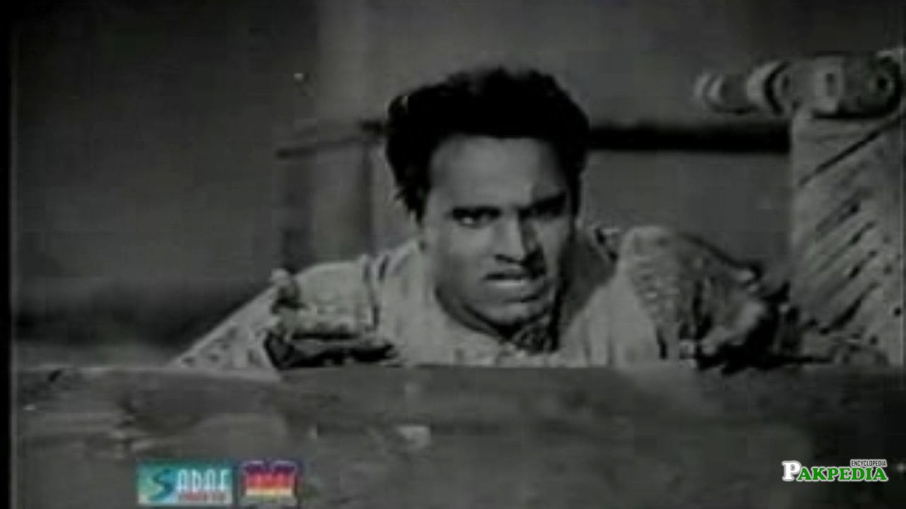 Aat khuda da vair-Munawar zareef as bao jee