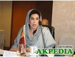 Fahmida Mirza is 18th Speaker of the National Assembly