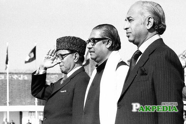 Fazal Ilahi Chaudhry family