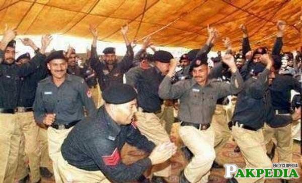 Punjab Police Celeberation