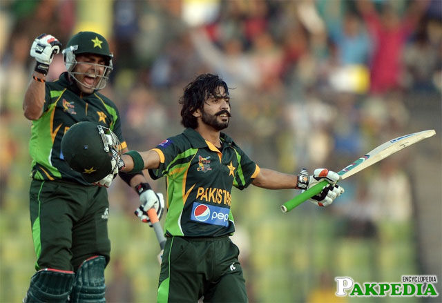 Fawad Alam Played Well