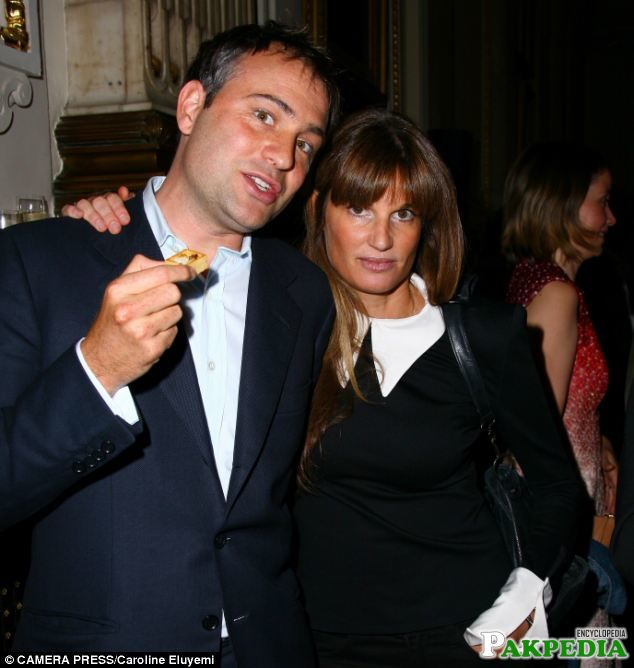 Jemima and her brother Ben