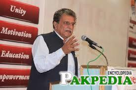 Farooq Haider Khan in Kashmir