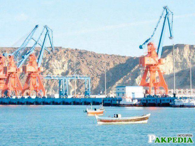 Projects In Gwadar
