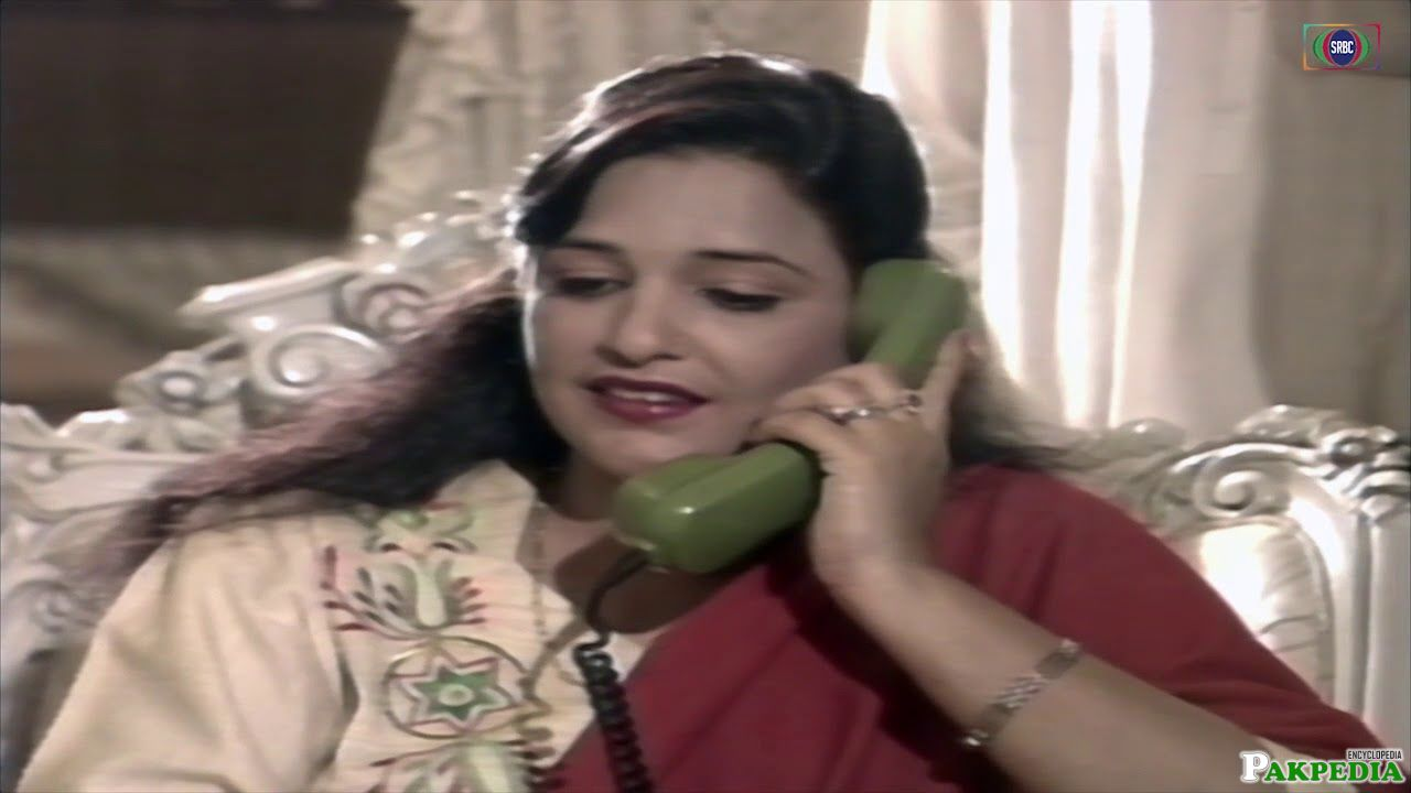 Tahira Wasti in TV Drama serial