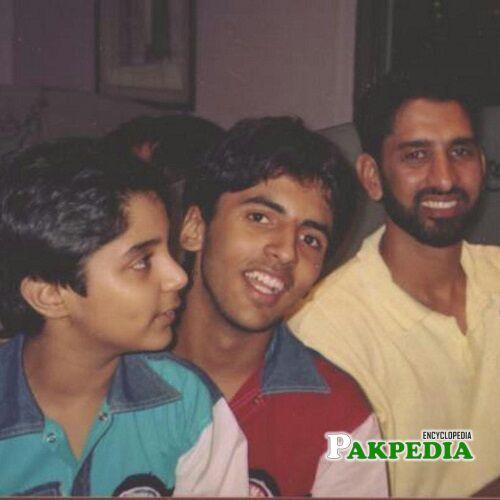 Shabbir Ahmed cricketer