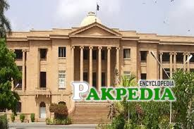 Mr Hassan is retired judge of SHC