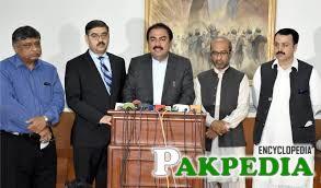 Rehmat Saleh Baloch on Speech