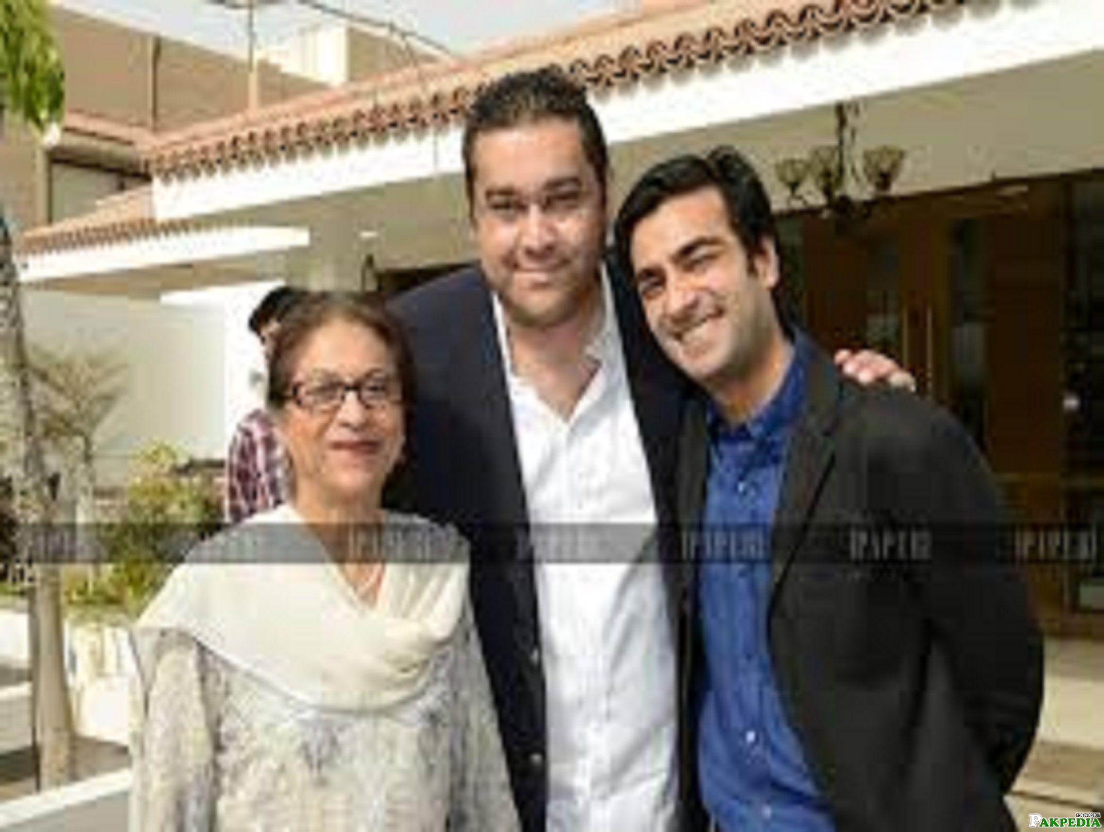 Asma Jehangir, Emaad and Bilal Lakhani