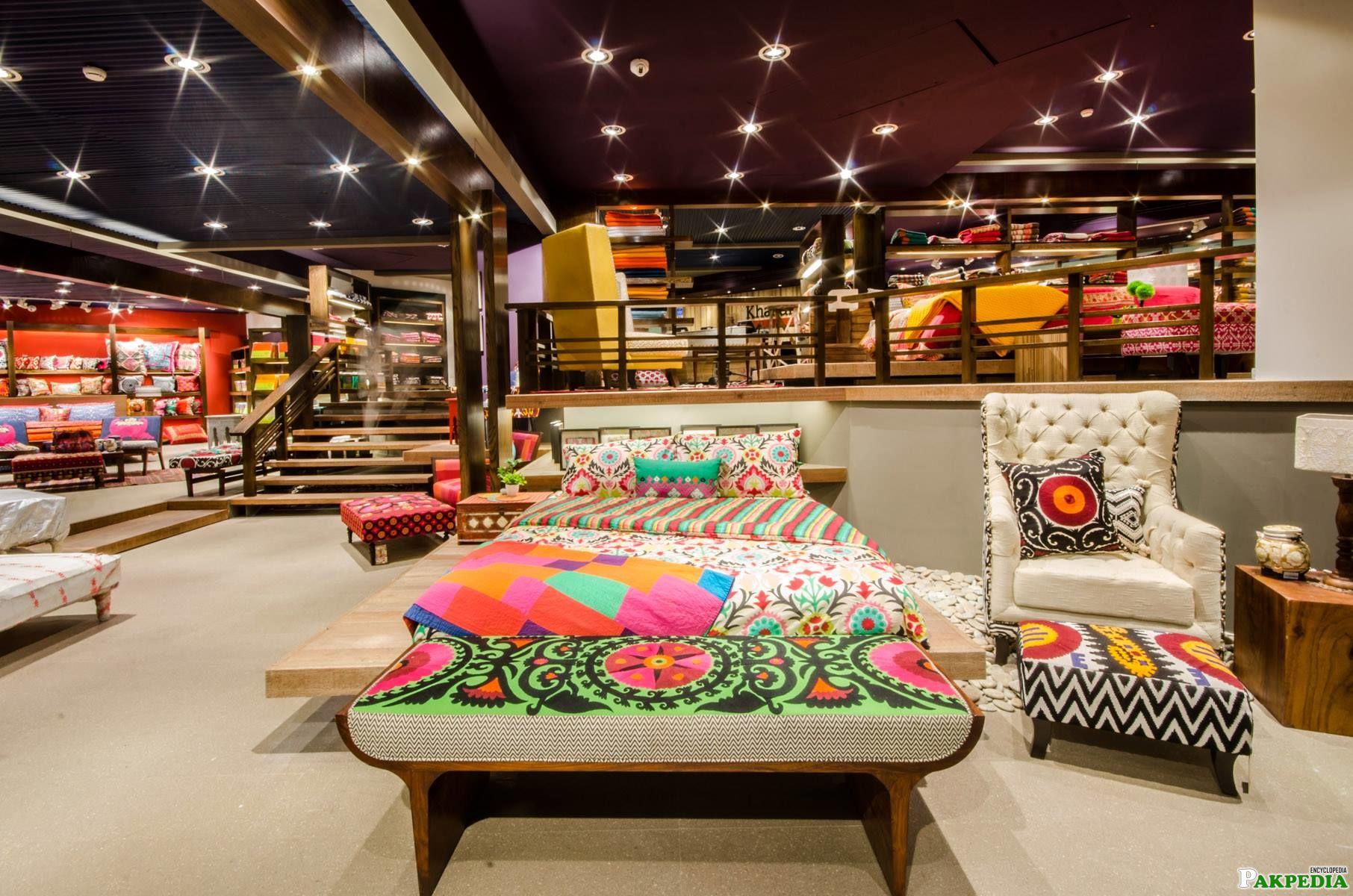 Khaadi Home' Dolmen Mall Clifton