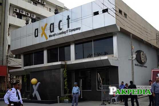Axact IT Company