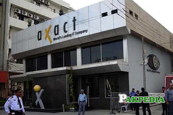 Axact IT Company