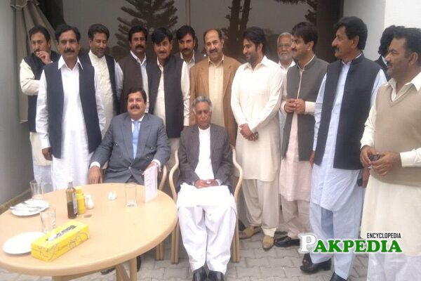 Afzal Khan dhandla