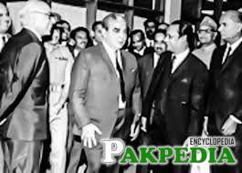 Yahya Khan Great Wellcome