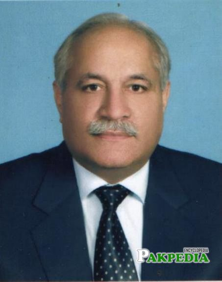 Pakistani Politician