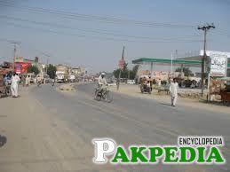 Okara Roads